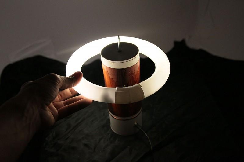 Круглая люминесцентная лампа