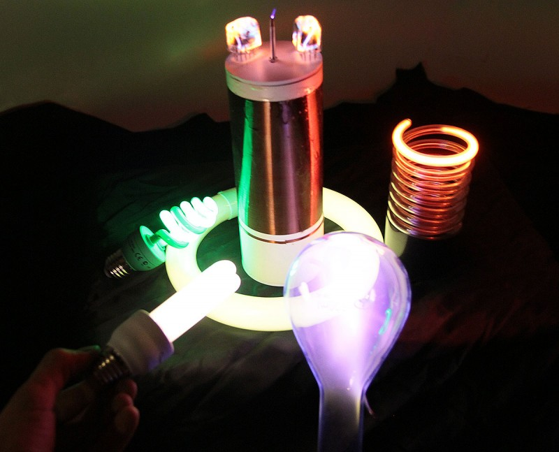 Комплект для Тесла-шоу Light