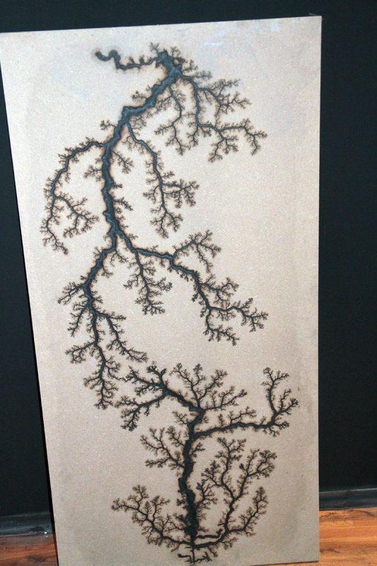 Экспонат Фигура Лихтенберга
