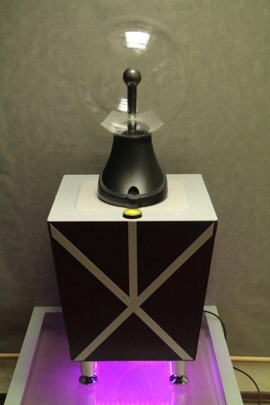Экспонат Плазменный шар