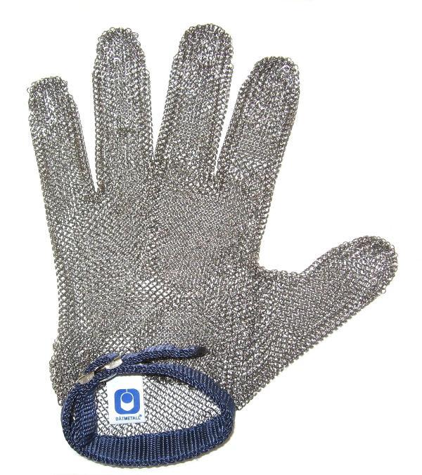 Кольчужная перчатка Тесла